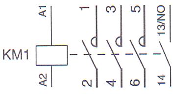 العناصر الكهربائية بالصور Rgcontacteur