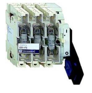 العناصر الكهربائية بالصور Sectionneur