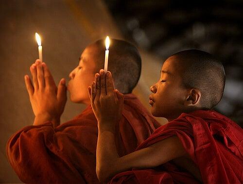 FRASES BUDISTAS QUE PUEDEN CAMBIAR TU VIDA E791b8_budismo