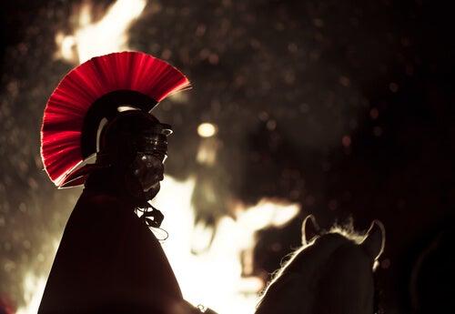 """5 lecciones de vida de """"Gladiator"""" Shutterstock_162498017"""