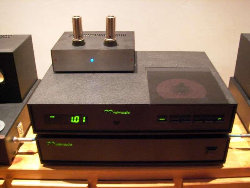 Lectores de cd de carga superior DCAM0066