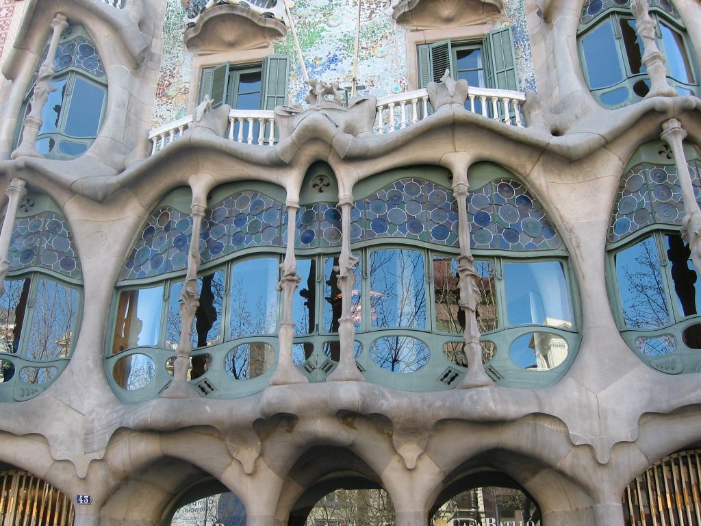 Gaudijeva arhitektura 460292928_c1c4c50c40_o