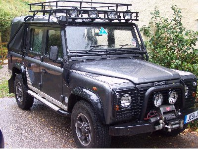 le defender land rover Land-Rover-110-Defender-Tombraider-for-sale