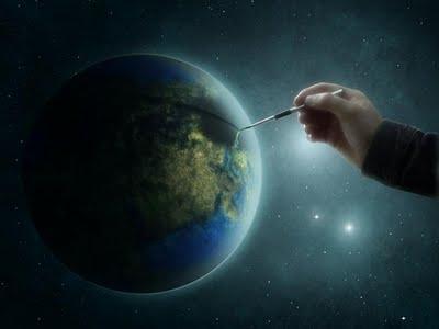 Le Monde comme oeuvre d'art. Y34x4bq8