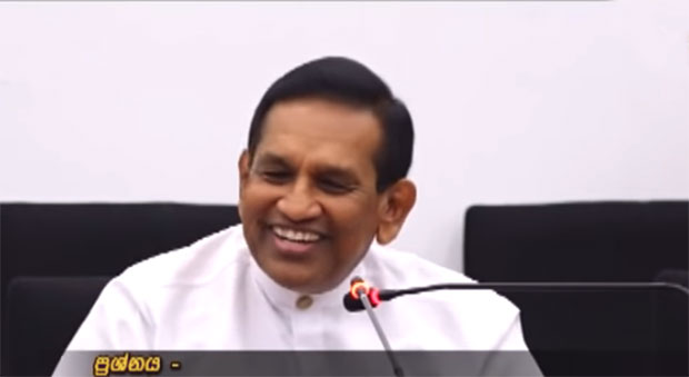 In every five minutes Rajitha