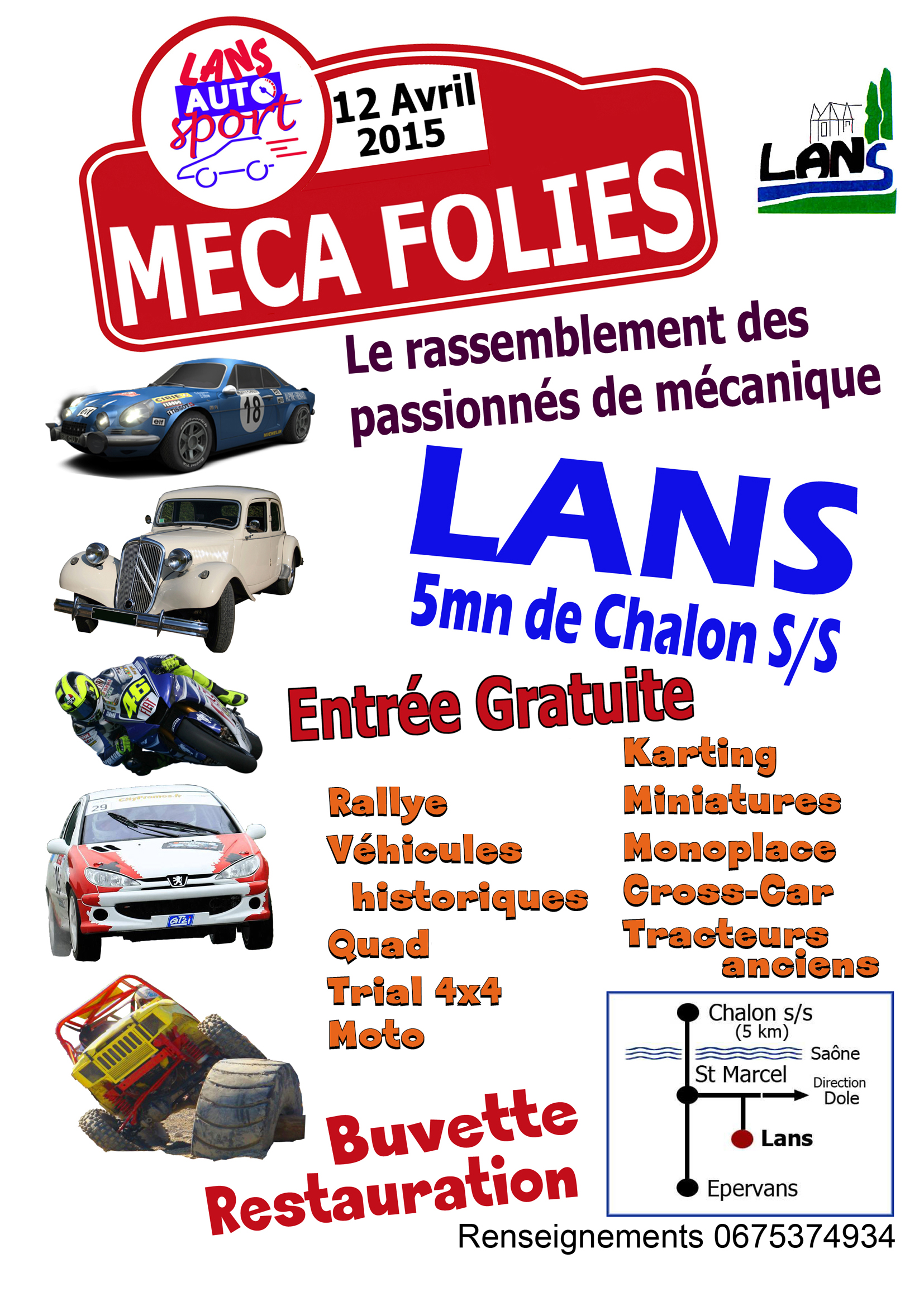 [71][12 avril 2015] MECA FOLIES Affiche_MF