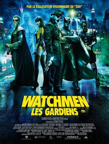 Watchmen (BD & Film) Watchmen-french-affiche1