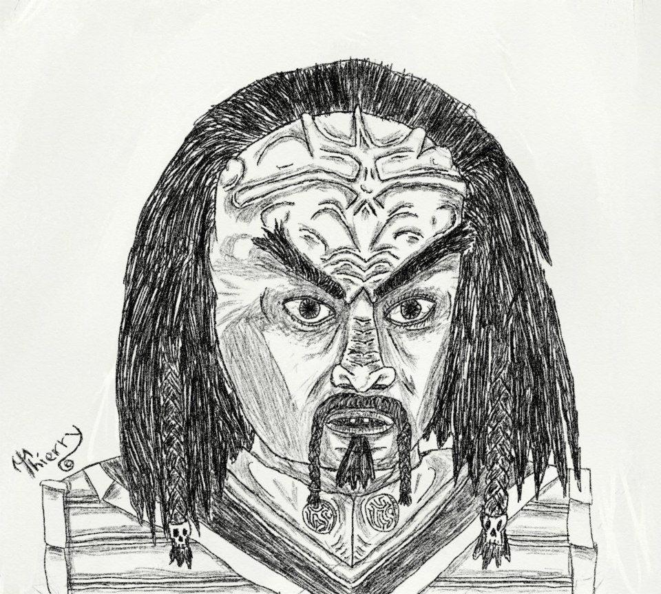 Dra'ghoH mIllogh Klingon