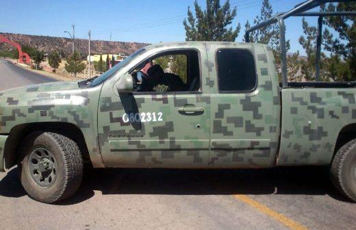 Atacan comandancia de policía de Gran Morelos, mueren cinco E4DSttPgokpR