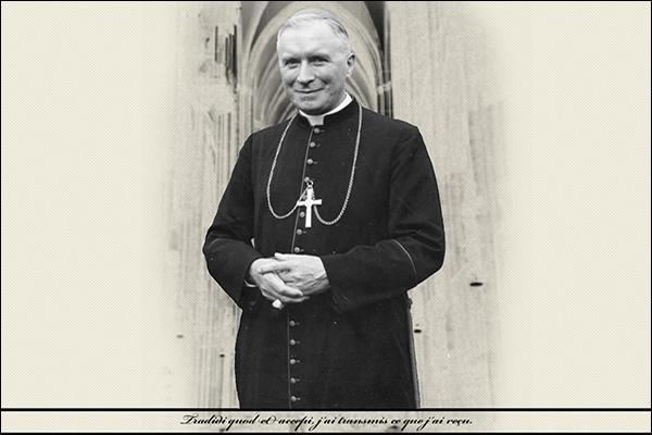 suspens a divinis du 29 juillet 1976 Tradidi
