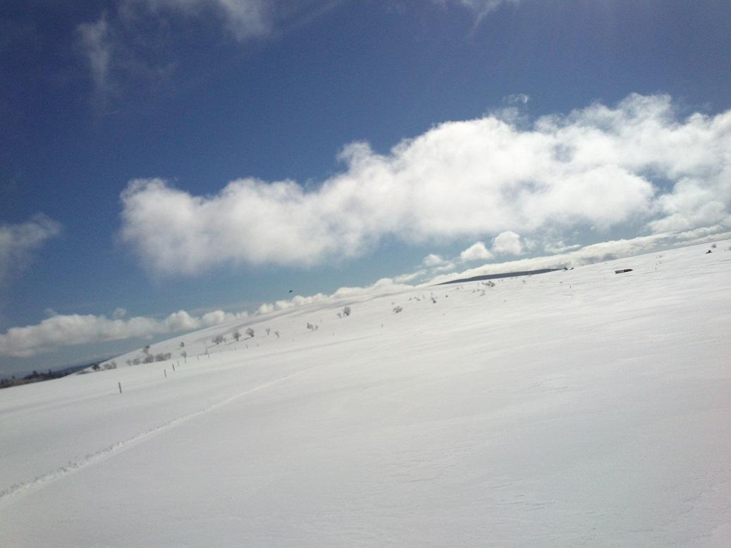 Col des Supeyres le 12/02/14 03