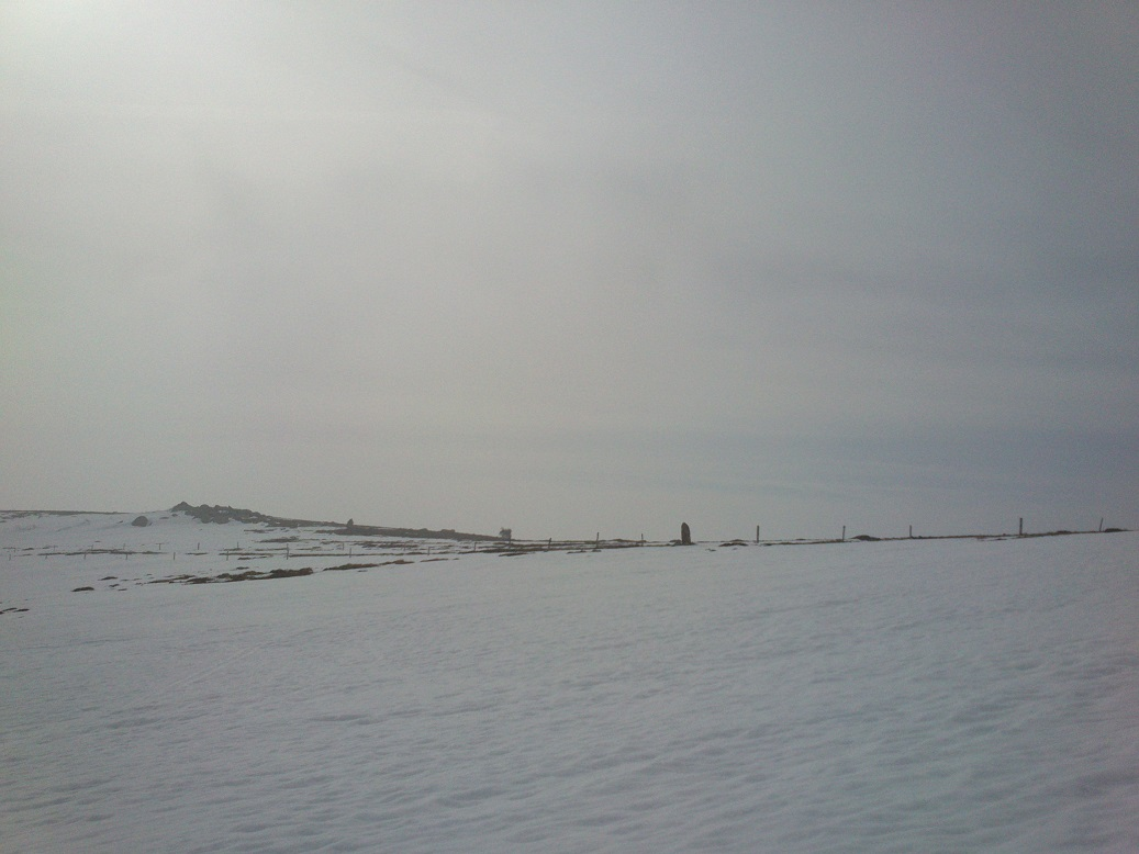 Col des Supeyres le 15/03/14 02