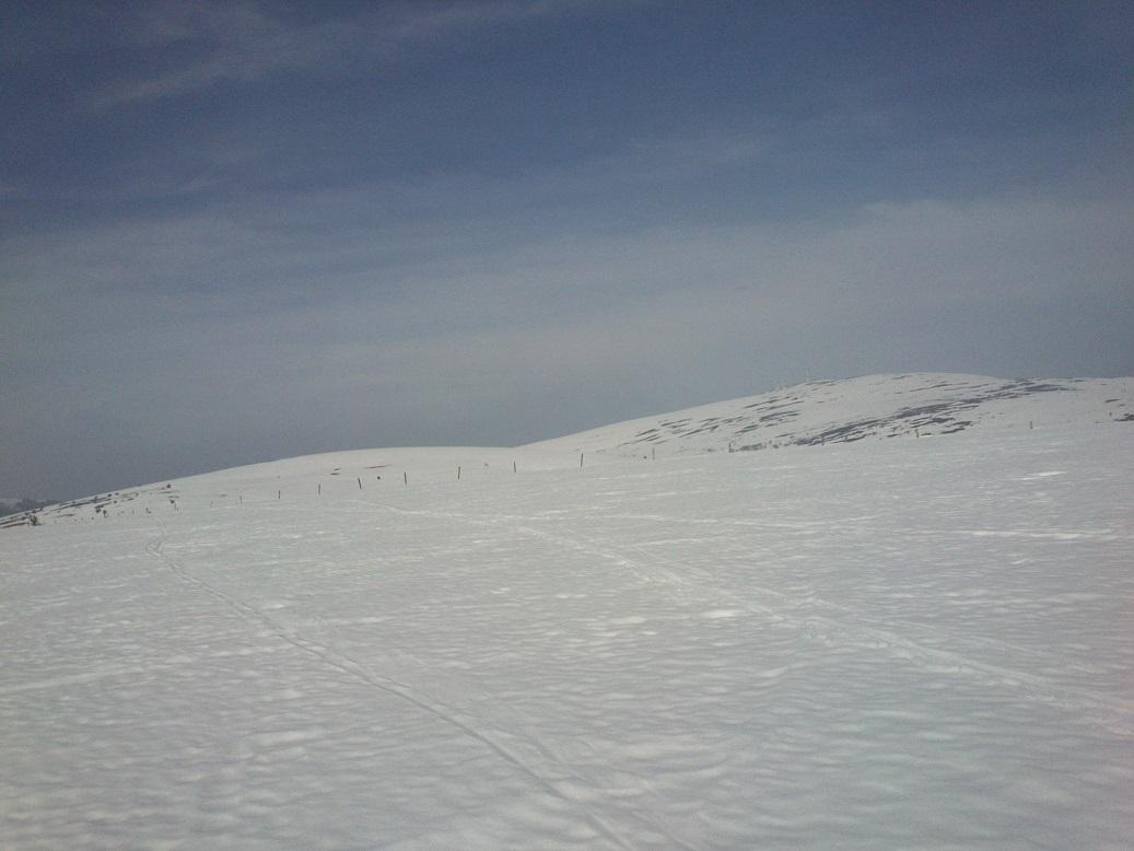 Col des Supeyres le 15/03/14 03