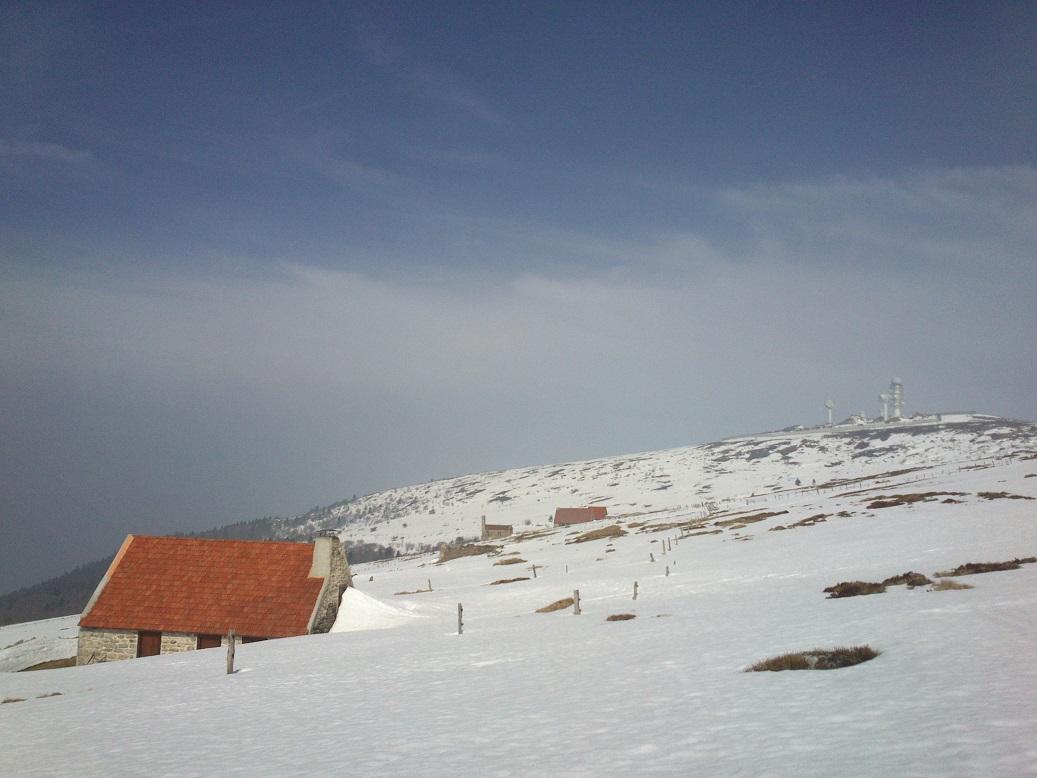 Col des Supeyres le 15/03/14 05