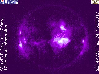 Novedades Actividad Solar Febrero 2014   SAM_2014035_1520_10m
