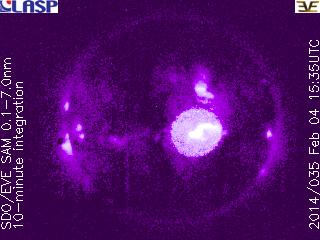 Novedades Actividad Solar Febrero 2014   SAM_2014035_1530_10m