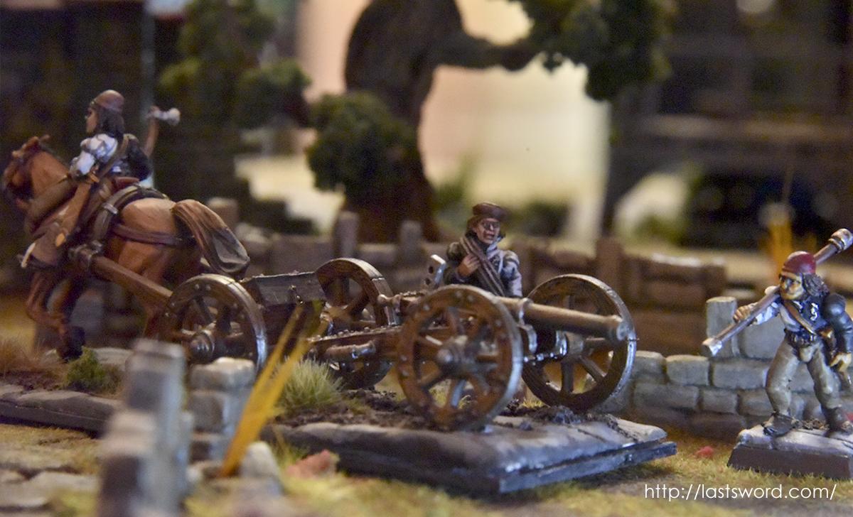 LastSword, EL Canto de las Espadas Bronzino-artilleria-caballo-mercenarios-galloper-guns-dog-war-warhammer-fantasy-02