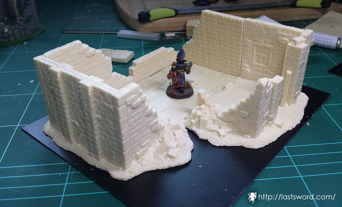 New and Old scenery. - Page 12 Mordheim-House-Ruina-Casa-ruined-Warhammer-Building-Edificio-12