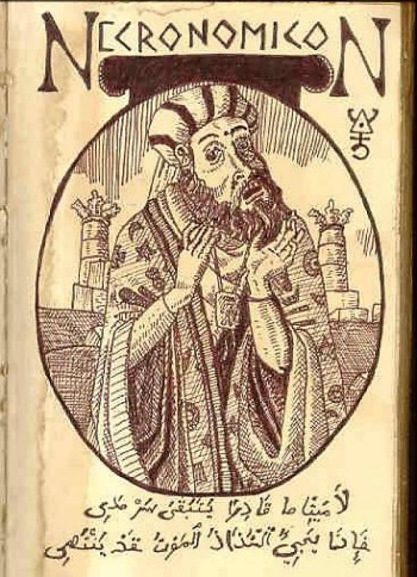 Libros - Los 5 libros malditos de la historia Necronomicon