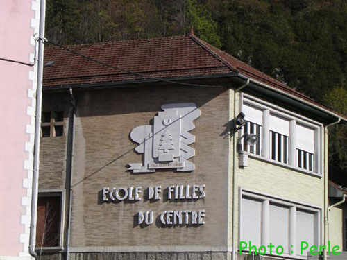 Saint-Claude (39) Ecolefilles