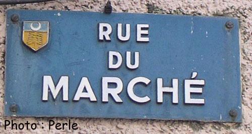Saint-Claude (39) Marche