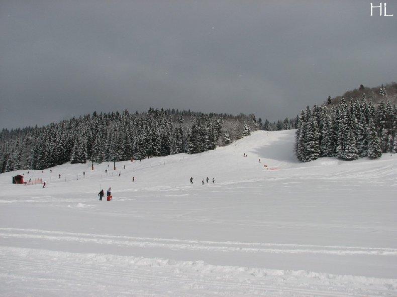 """Une """"baladaski"""" d'Hélène - Le tour du Mont Pela - 20 février 2010 0001"""