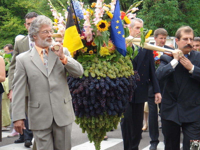 [39] : 3 septembre 2006 : La cérémonie du Biou en Arbois 0010