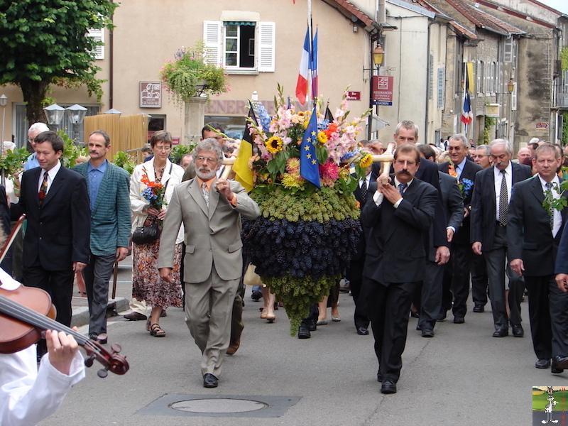 [39] : 3 septembre 2006 : La cérémonie du Biou en Arbois 0013