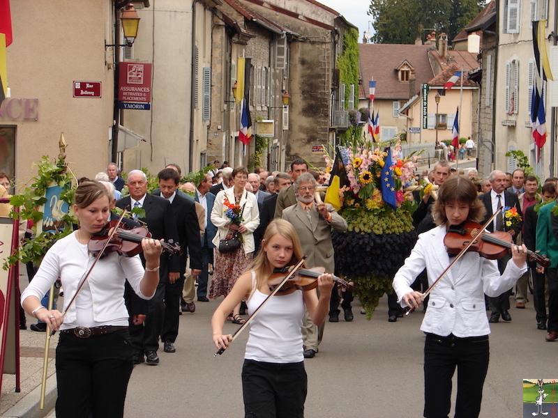 [39] : 3 septembre 2006 : La cérémonie du Biou en Arbois 0014