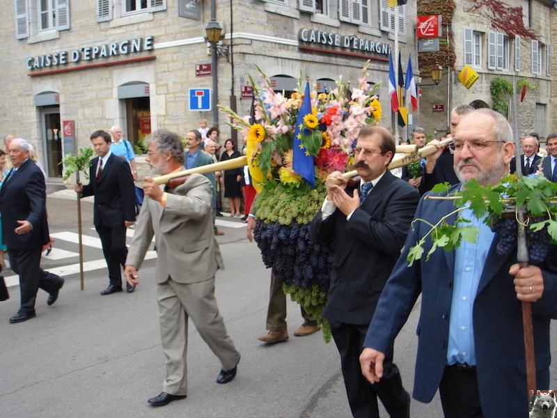 [39] : 3 septembre 2006 : La cérémonie du Biou en Arbois 0015