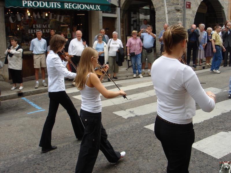 [39] : 3 septembre 2006 : La cérémonie du Biou en Arbois 0017