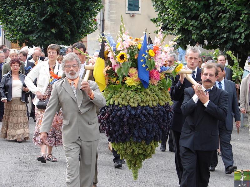 [39] : 3 septembre 2006 : La cérémonie du Biou en Arbois 0023