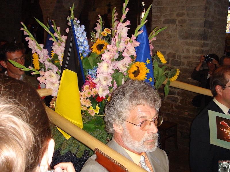 [39] : 3 septembre 2006 : La cérémonie du Biou en Arbois 0025