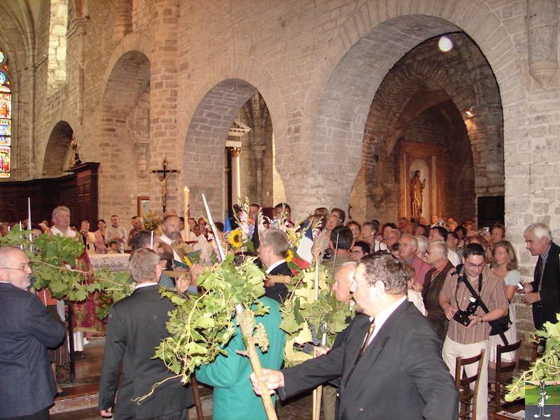 [39] : 3 septembre 2006 : La cérémonie du Biou en Arbois 0026