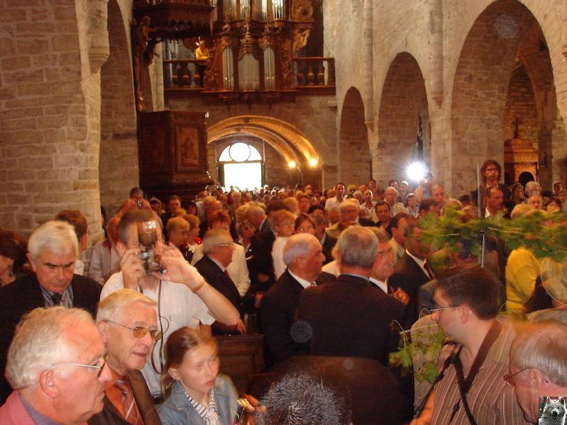 [39] : 3 septembre 2006 : La cérémonie du Biou en Arbois 0027