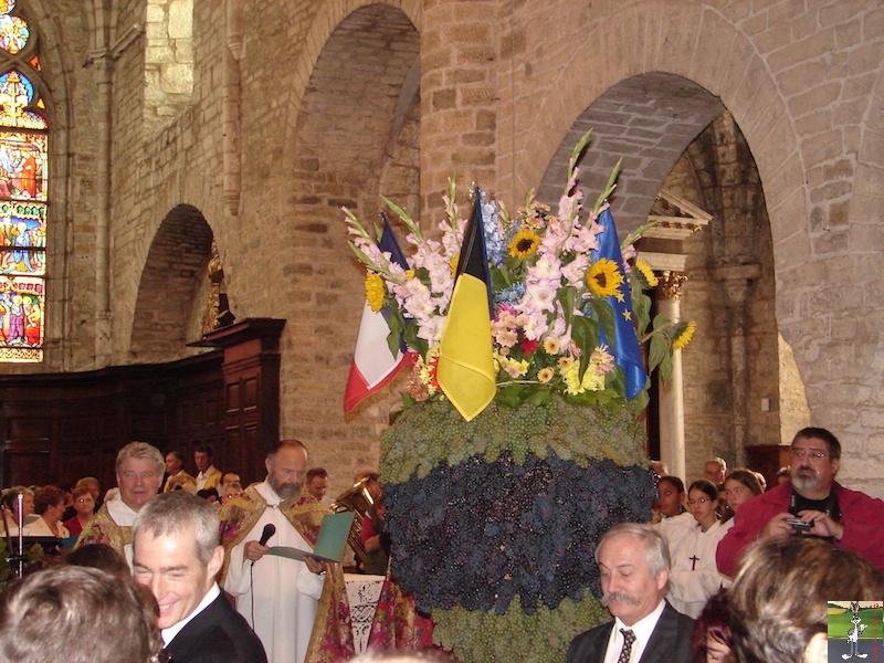 [39] : 3 septembre 2006 : La cérémonie du Biou en Arbois 0032