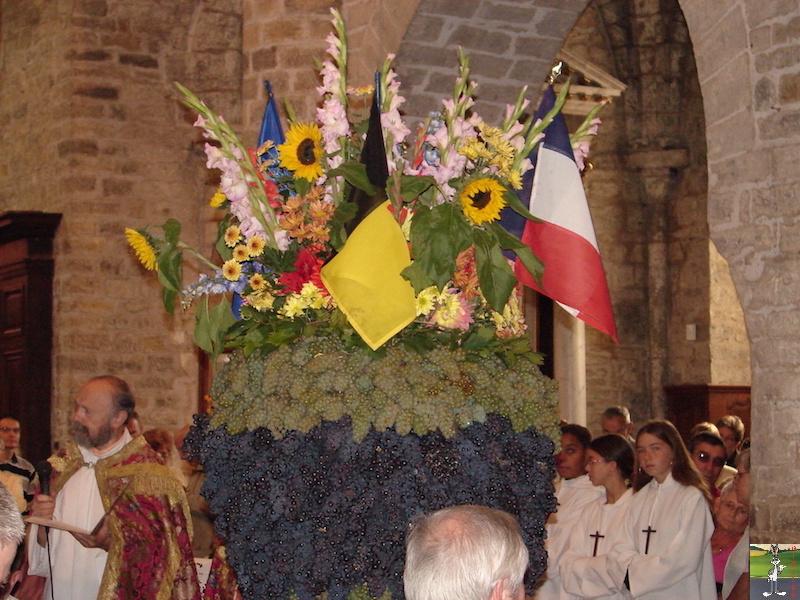 [39] : 3 septembre 2006 : La cérémonie du Biou en Arbois 0033