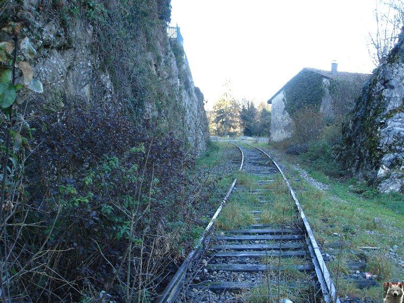 Essais techniques sur la ligne du Haut-Bugey - 01/09/2010 A