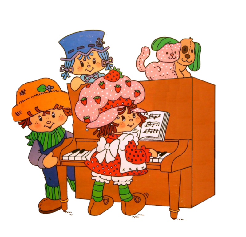 Charlotte aux Fraises (divers) - Page 3 Strawberry-Shortcake-Sweet-Songs_a_ded
