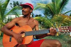 Latino muzika Guitarman