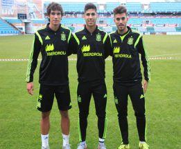 ¿Cuánto mide Marco Asensio? - Altura - Real height Asensio-vallejo