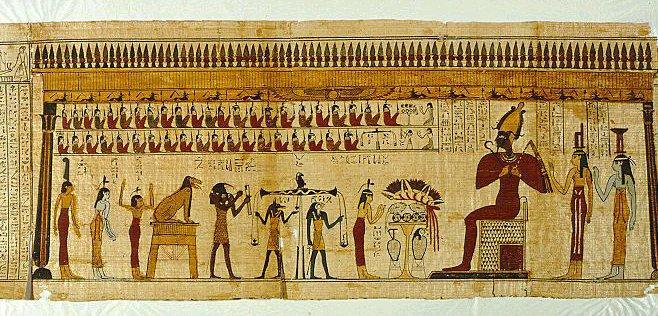 Libri Egjiptian i te vdekurve Livres_des_morts_photo1