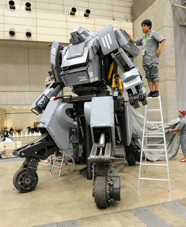 iRobot y las inversiones de DARPA GIG_0692