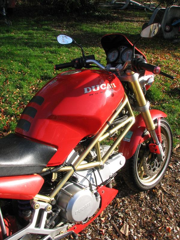 [Vendu] Ducati MONSTRO 600 Monster004