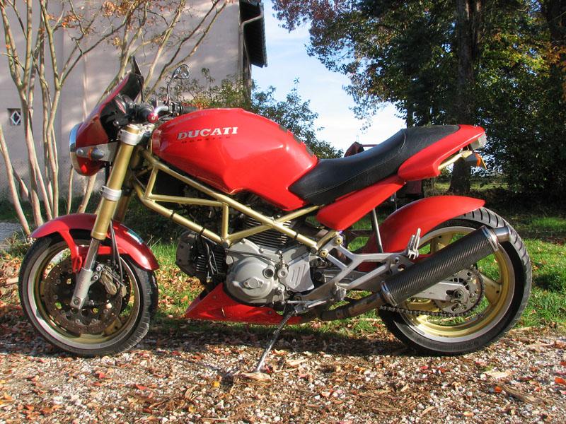 [Vendu] Ducati MONSTRO 600 Monster007