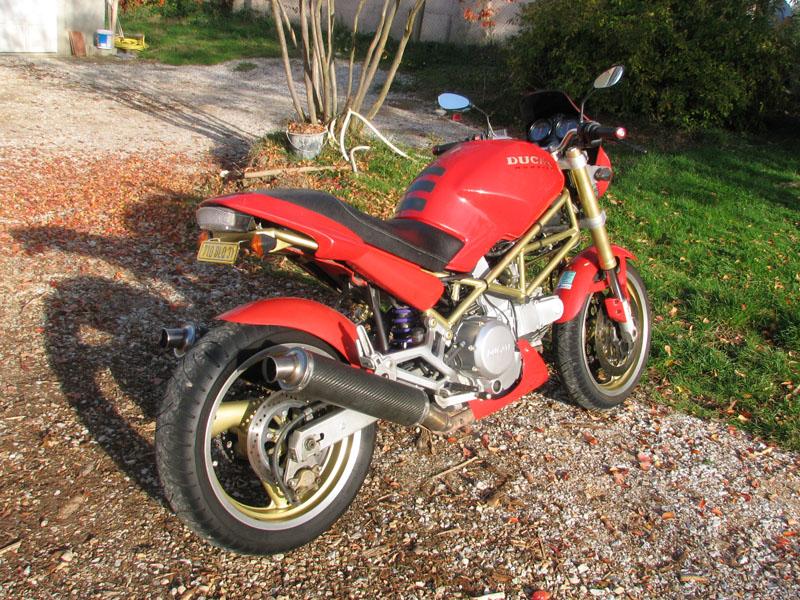 [Vendu] Ducati MONSTRO 600 Monster009