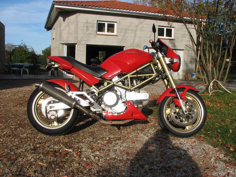 [Vendu] Ducati MONSTRO 600 Monster011