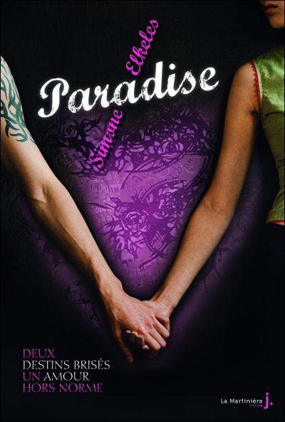 Mon carnet de lecture! Paradisesimoneelkeles