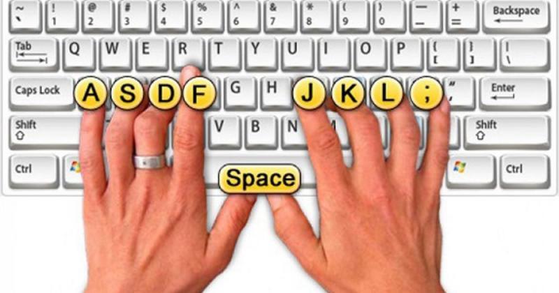 ¿Sabes para qué sirven las marcas que hay en las teclas F y J del teclado? Aquí tienes la respuesta Teclados-4