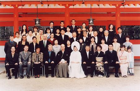 [SPIRITUEL]Mariage et vie de Famille à la japonaise Groupe